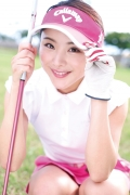 Noda Sumire Noda Sumire a professional golfer who unleashes a healthy beautiful body for the first time004