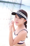 Noda Sumire Noda Sumire a professional golfer who unleashes a healthy beautiful body for the first time006