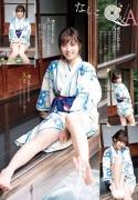 Momotsuki Nashiko swimsuit bikini picture009