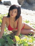 Mami Yamazaki 20 years old, gravure swimsuit picture004