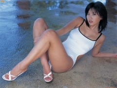 Mami Yamazaki 20 years old, gravure swimsuit picture009