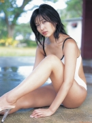 Mami Yamazaki 20 years old, gravure swimsuit picture031