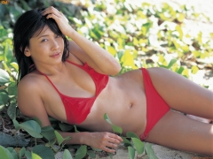 Mami Yamazaki 20 years old, gravure swimsuit picture028