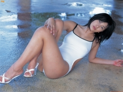 Mami Yamazaki 20 years old, gravure swimsuit picture029