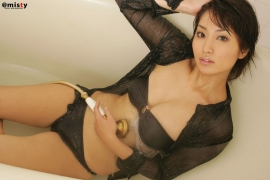 E cup moist body Mai Harada gravure swimsuit images018