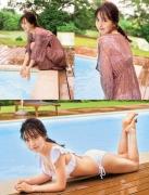 Satika Nitta swimsuit bikini gravure The hottest female college student of the momentSemi Miss Aoyama Gakuin University 2020002