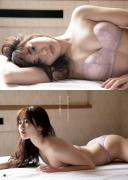 Kazusa Okuyama Actress Enjoy the perfect body of a gravure queen 2020006
