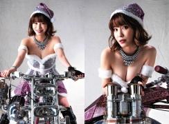 Asuka Kishi Sexy Santa Girl 2020001
