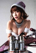 Asuka Kishi Sexy Santa Girl 2020002