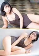 Aika Sawaguchi swimsuit bikini gravure Della Kawaii Santa Claus is here 2020010