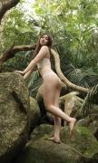 Kazusa Okuyama Swimsuit Bikini Gravure Best Body Vol12020019