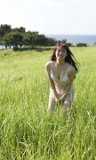 Kazusa Okuyama Swimsuit Bikini Gravure Best Body Vol12020016