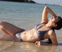 Kazusa Okuyama Swimsuit Bikini Gravure Best Body Vol12020013