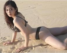 Kazusa Okuyama Swimsuit Bikini Gravure Best Body Vol12020023