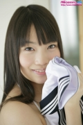 Miho Sugaya swimsuit gravure sheet Sailor suit White bikini019