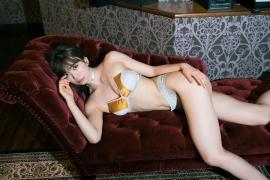 Anri Gendo Swimsuit Bikini Gravure New Heroine 2020008