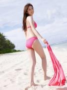 Yumi Kobayashi gravure swimsuit image 040