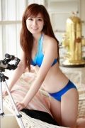Yumi Kobayashi gravure swimsuit image 041