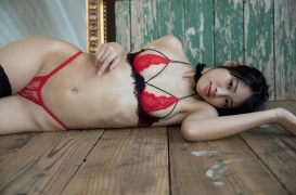 Iroha Fujita Swimsuit Bikini Gravure Miss FLASH 2020 Graduation Memorial 2020004