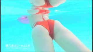 Aoi Fujino swimsuit bikini gravure 100cm cup rising star fr9om Hokuriku 2020049