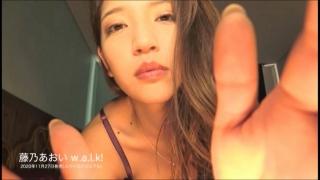 Aoi Fujino swimsuit bikini gravure 100cm cup rising star fr9om Hokuriku 2020073