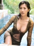 Former No1 Race Queen Maasa Sano Swimsuit Bikini Images019