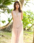 Watanabe Yukia swimsuit gravure001