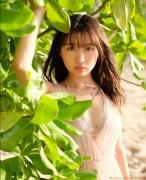 Watanabe Yukia swimsuit gravure002