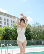 Watanabe Yukia swimsuit gravure015