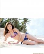 Watanabe Yukia swimsuit gravure039
