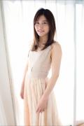 Ayaka Eto White Swimsuit Images Slender White Bikini 2020002