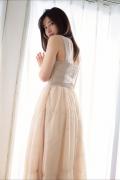 Ayaka Eto White Swimsuit Images Slender White Bikini 2020004