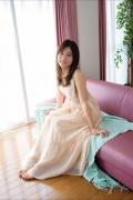 Ayaka Eto White Swimsuit Images Slender White Bikini 2020006
