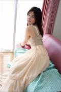 Ayaka Eto White Swimsuit Images Slender White Bikini 2020008