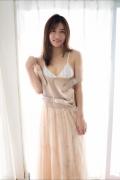 Ayaka Eto White Swimsuit Images Slender White Bikini 2020012