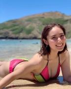 Saaya swimsuit bikini gravure I m home 017