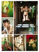 The Strongest Beauty of the Century Nashiko Momotsuki Gravure Swimsuit Images013
