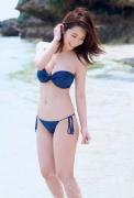 Mimi Nakamura swimsuit bikini gravure Beautiful white cool beauty 010