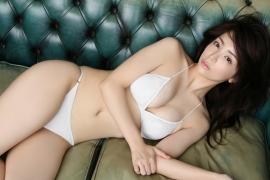 Mimi Nakamura swimsuit bikini gravure Beautiful white cool beauty 015