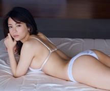 Mimi Nakamura swimsuit bikini gravure Beautiful white cool beauty 028