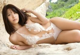 Asuka Kishi Swimsuit Bikini Gravure Healing Gtits 021