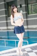 JuiceJuice Aika Inaba swimsuit shots around her hometown OtaruHokkaido008