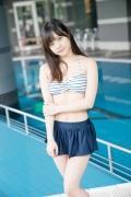 JuiceJuice Aika Inaba swimsuit shots around her hometown OtaruHokkaido009