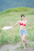 JuiceJuice Aika Inaba swimsuit shots around her hometown OtaruHokkaido015