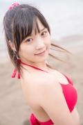 JuiceJuice Aika Inaba swimsuit shots around her hometown OtaruHokkaido019