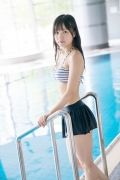 JuiceJuice Aika Inaba swimsuit shots around her hometown OtaruHokkaido026