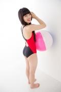 Hinako Tamaki Swimming Race Swimsuit Images NSA Beach Ball009