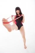 Hinako Tamaki Swimming Race Swimsuit Images NSA Beach Ball016