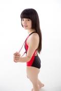 Hinako Tamaki Swimming Race Swimsuit Images NSA Beach Ball021