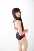 Hinako Tamaki Swimming Race Swimsuit Images NSA Beach Ball020